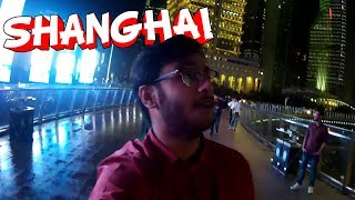 A DAY OUT IN SHANGHAI   RAWKNEE VLOGS