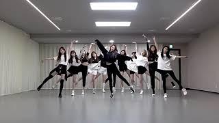 Gambar cover VIOLETA IZONE DANCE PRACTICE MIRROR