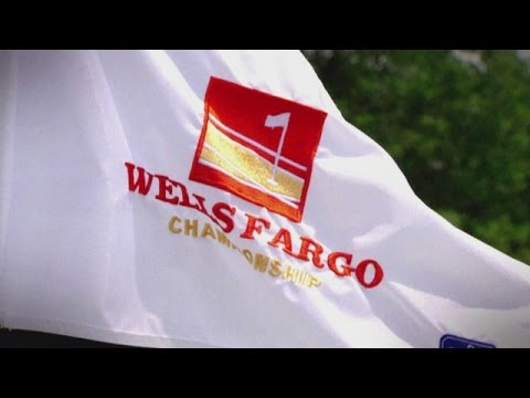 Highlights   Rickie Fowler holds the solo lead after 54 holes at Wells Fargo