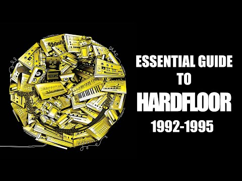 [90's Acid] Essential Guide To Hardfloor - Johan N. Lecander