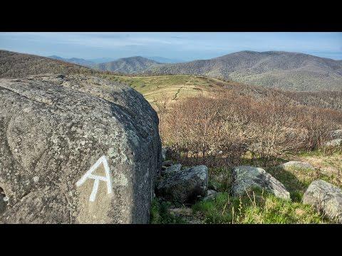 Appalachian Trail Backpacking - Roan Highlands (TN/NC) - April 2016