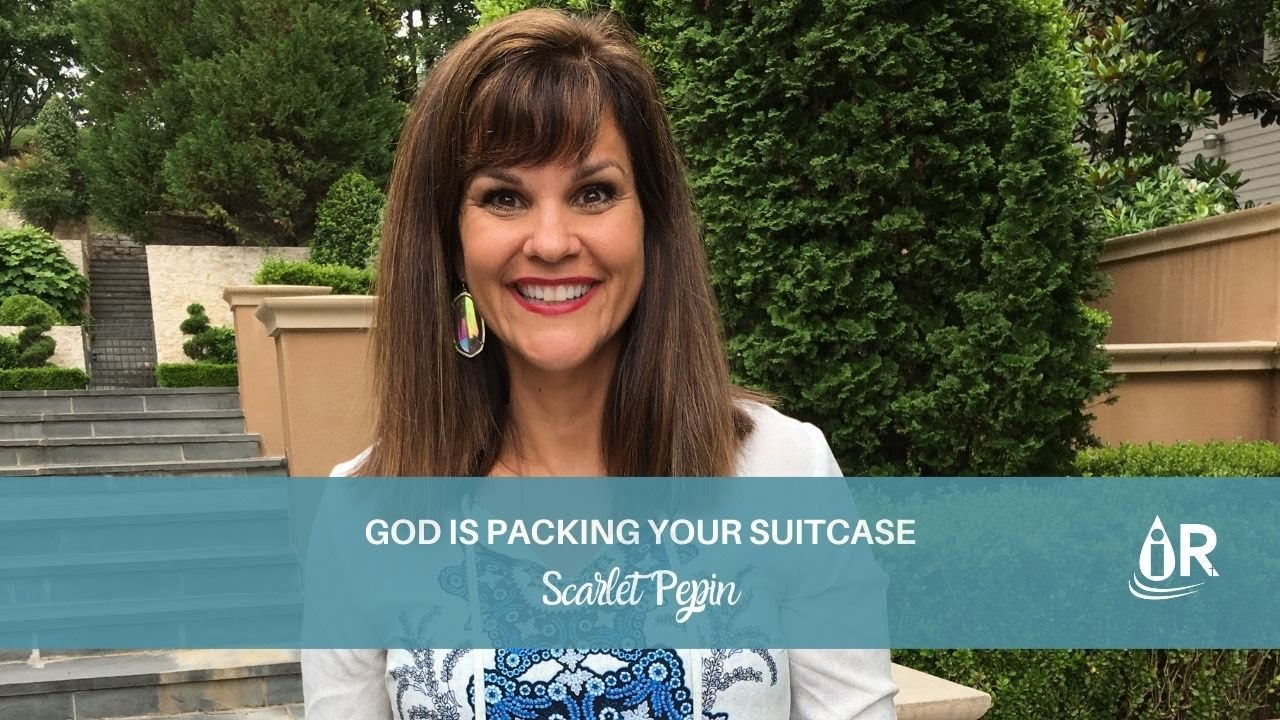 God is Packing Your Suitcase