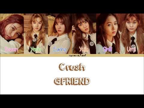 GFRIEND(여자친구) - Crush(핑) Color Coded Lyrics [Han/Rom/Eng]