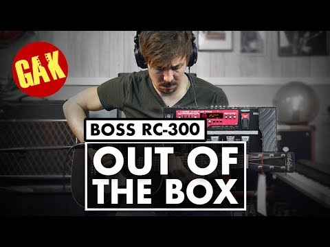 how-to-use-a-loop-pedal-(boss-rc-300)