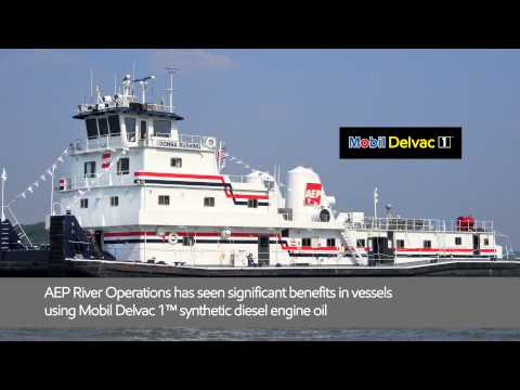 AEP River Operations discuss how they have reduced costs and improved productivity
