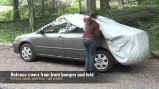 How to Use a Car Cover