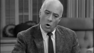 The Dick Van Dyke Show    S03E18   A Nice, Friendly Game of Cards