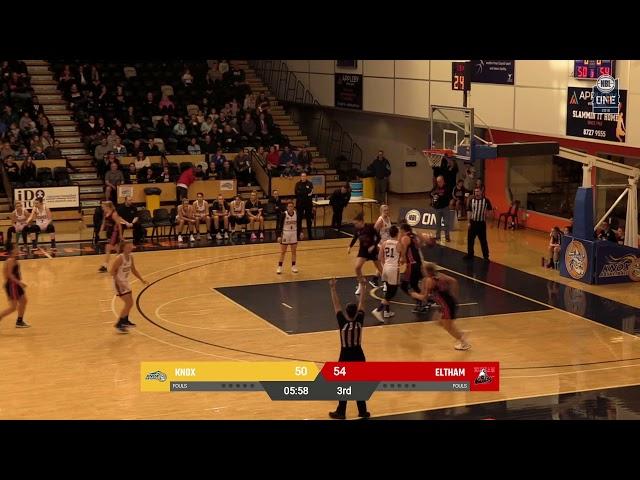 Knox vs. Eltham - Game Highlights