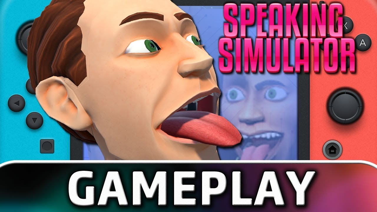 Speaking Simulator | First 15 Minutes on Nintendo Switch