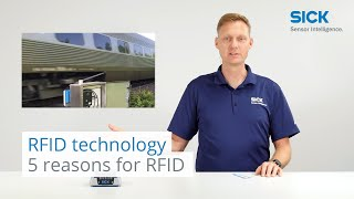 5 reasons for RFID   SICK AG