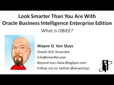 What is OBIEE?