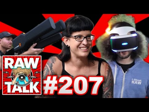 She Was Arrested In Russia Urban Exploring, DRONE Guns and Hanukkah Harry: FroKnowsPhoto RAWtalk 207