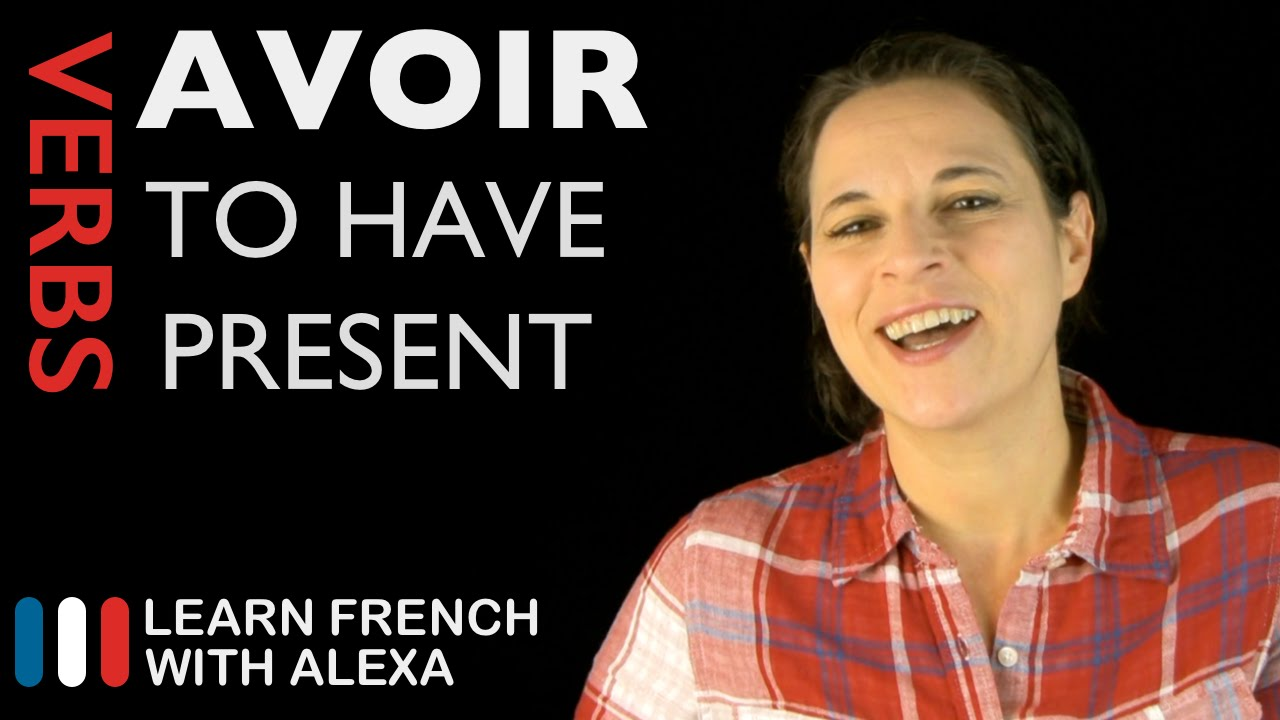 Learn verb to be in french