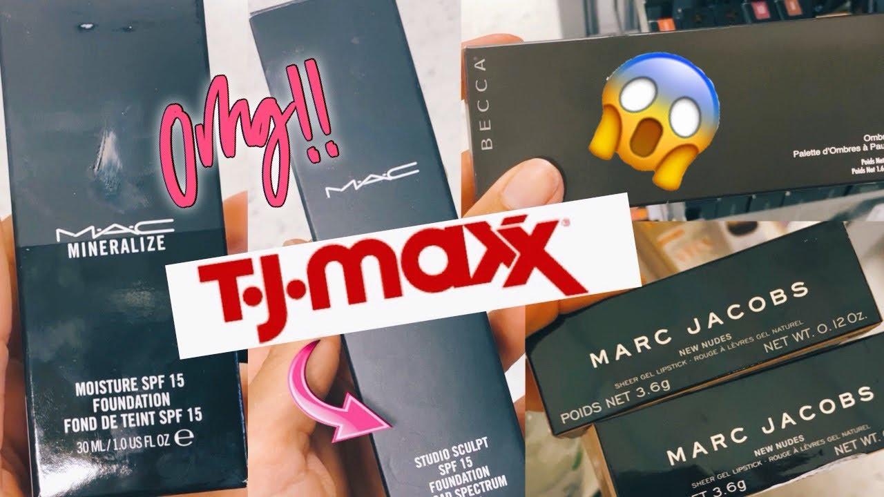 NEW MAKEUP AT TJ MAXX!! TJ MAXX JACKPOT!! TOO FACED