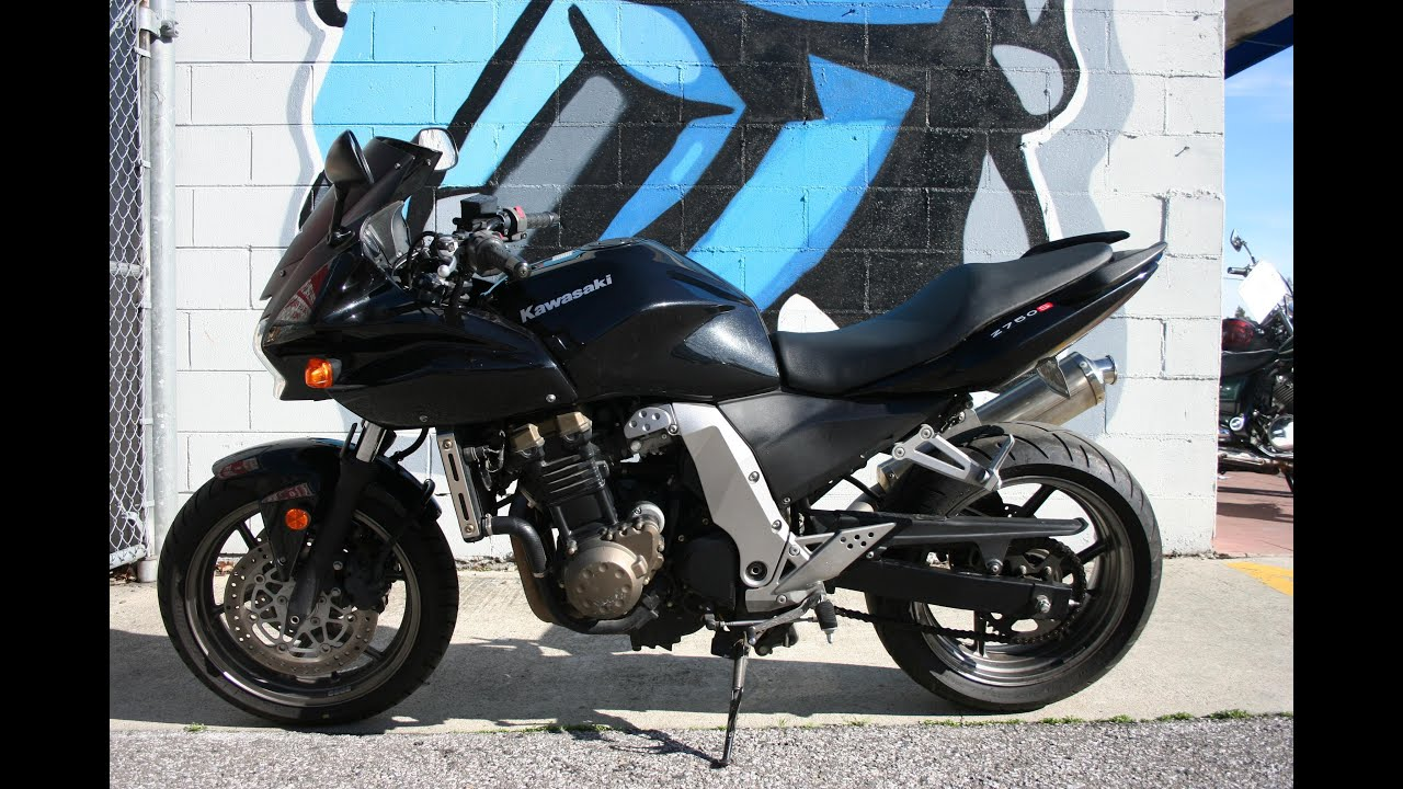 2006 Kawasaki Z750s Motorcycle For Sale Only 8898 Miles Youtube