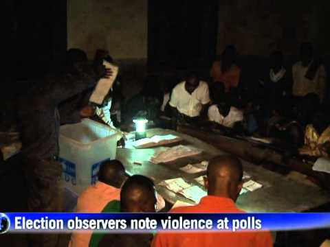 Counting under way in DR Congo