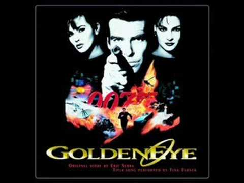 GoldenEye - Run,Shoot, and Jump