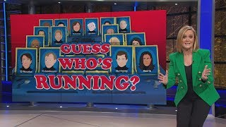 Guess Who's Running? | March 20, 2019 Act 1 | Full Frontal on TBS