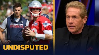 Belichick is fast tracking Jarrett Stidham to replace Tom Brady - Skip Bayless | NFL | UNDISPUTED