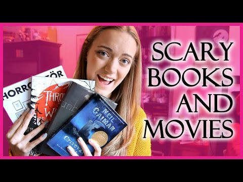 Scary Book + Movie Wrap Up/Review!