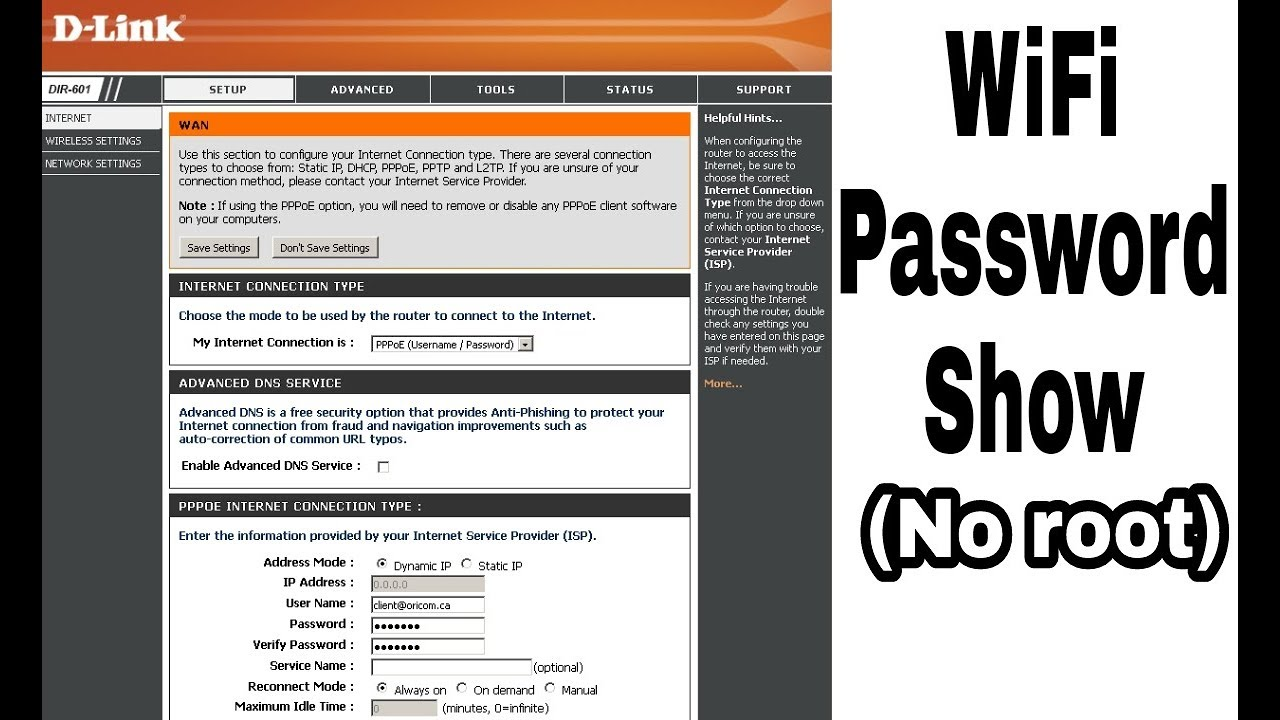 how to wifI password show no root no apps 100% proof (bangla)