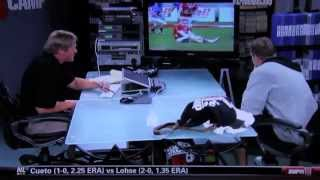 Gruden's QB Camp - Case