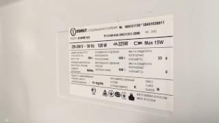 видео Ремонт треска холодильника FULL NOFROST
