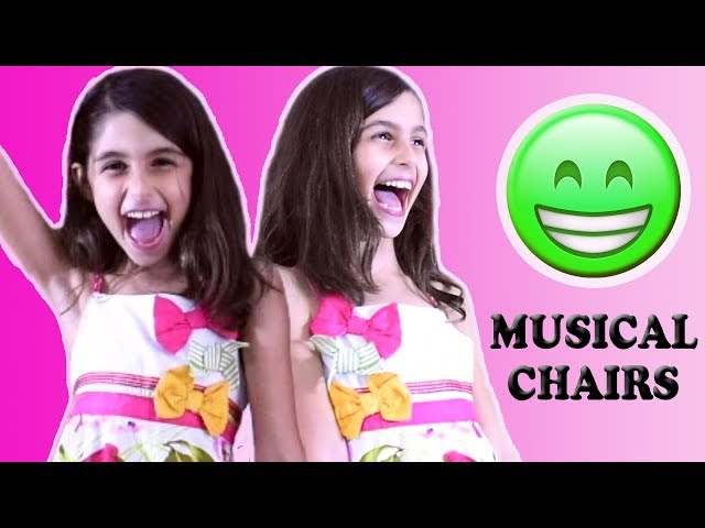 ???? ??????? - ???? ? ??????? / Musical chairs - Zeinab and her friends
