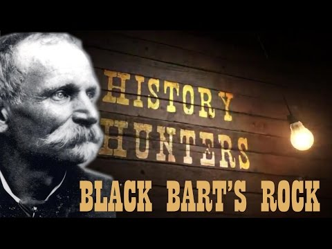 History Hunters - Finding Black Bart's Rock