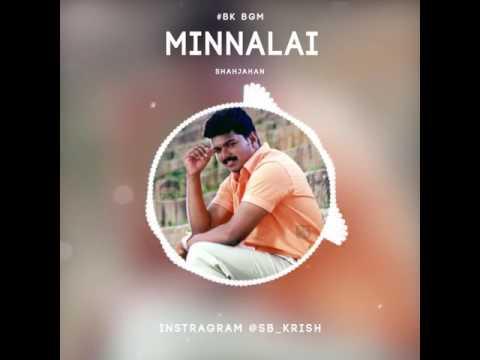 Shahjahan movie love bgm.Minnalai love song bgm.@sb_krish bgm