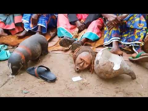 King Fabrice Zombi Kavabioko the unifier of Ne Kongo tribesmen