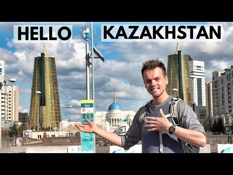 Welcome to KAZAKHSTAN! 🇰🇿