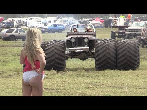 Mud Trucks Gone Wild Okeechobee Mud