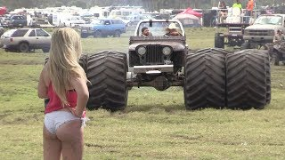 Repeat youtube video Mud Trucks Gone Wild Okeechobee Mud