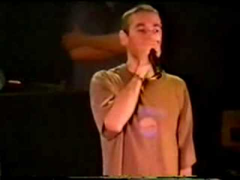 Beastie Boys - Lookin Down The Barel Of A gun - Jimmy James - Do it- Live in Washington 1994