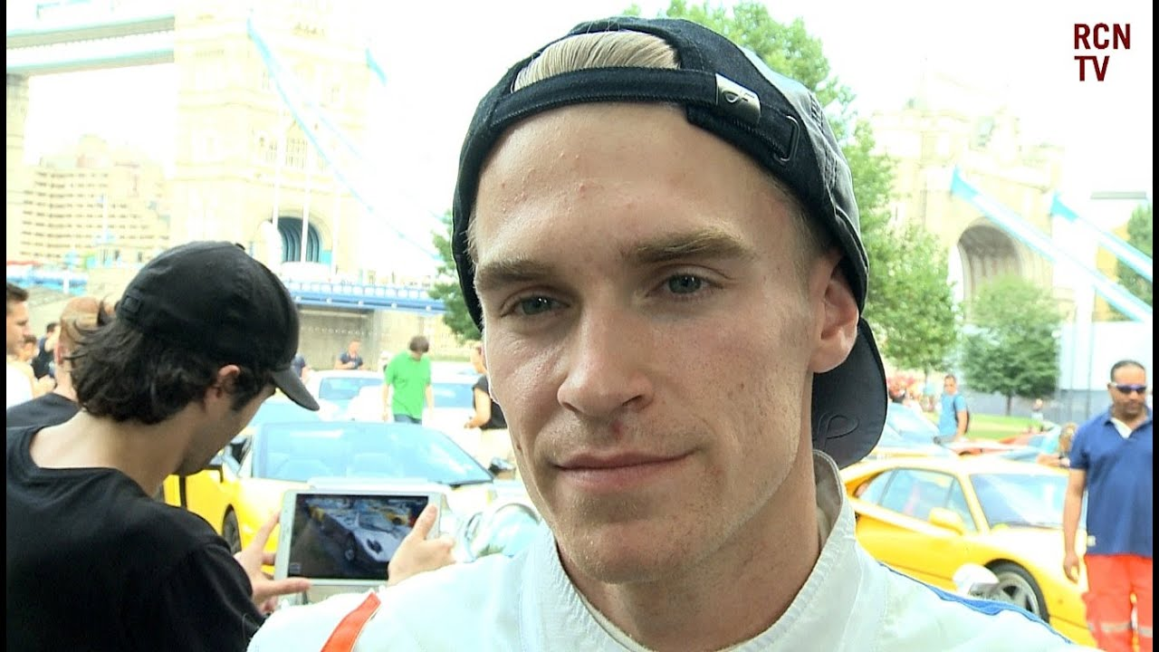 the latest 11a36 adc74 Le Mans Driver Oliver Webb Racing Advice