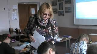 Урок Фёдоровой И А с применением компетентностно-ориентированного обучения с использованием ИКТ