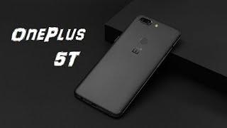 OnePlus 5T. Такой же, но другой. Распаковка.