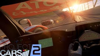 Project CARS 2: Driver Eye - GT-One @ Daytona Road - Suitcase in the Tank - 4K VR Gameplay
