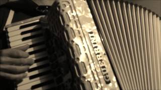 the pogues fairytale of new york accordeon cover
