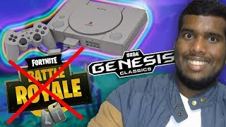 Sony announces its Playstation Classic! Does FORTNITE cause Divorce? - Sega Genesis to reach Switch
