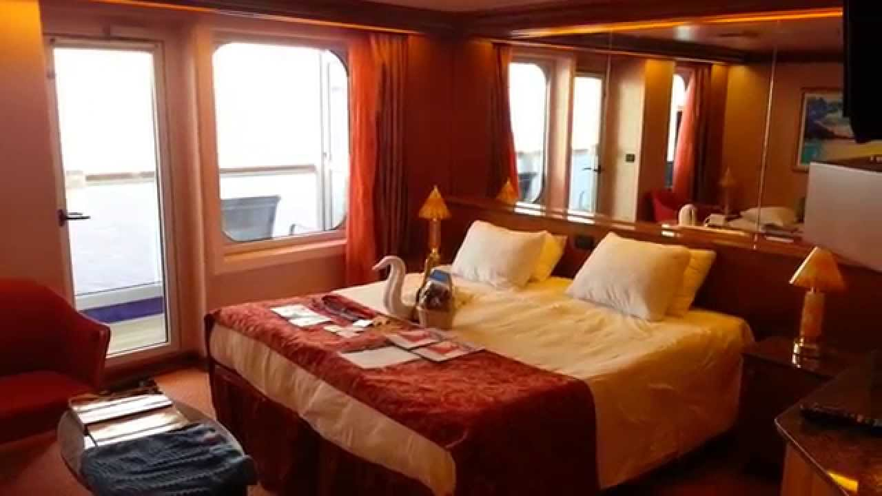 Carnival Freedom Ocean Suite Cabin 7325 Back To Back