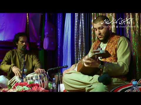 Saphwat Simab (Rubab) Ustad Shahbaz Hussain (Tabla) Lewanay meeny (لیـــونی مینــی کـــړم)