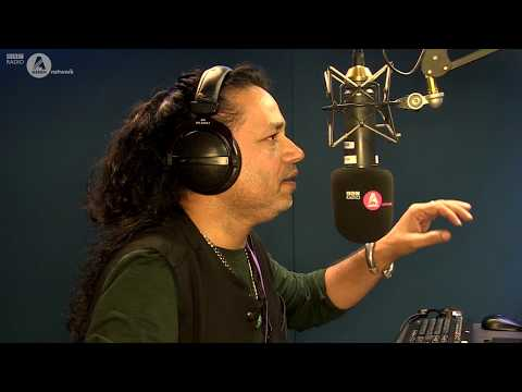 Kailash Kher does Desioke!