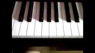 Violetta habla si puedes au piano (facile