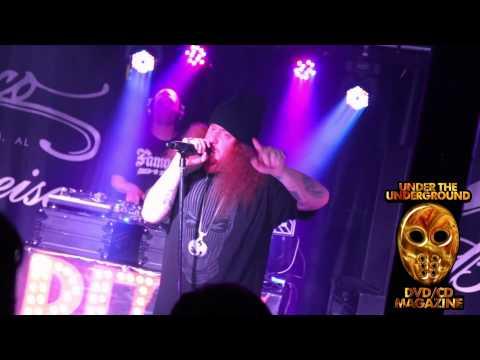 Rittz - Turning Up The Bottle LIVE Performance In Birmingham, AL