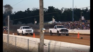 The Buck Powerfest Series pulling & racing Augest 2018