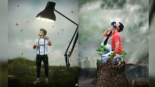 Futuristic Photo Editing Tricks In Picsart 🔥 | PicsArt Photo Editing | SK EDITZ