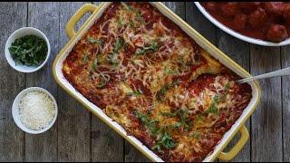 Pasta Recipes - How to Make Baked Spaghetti Casserole