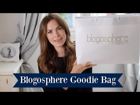 Blogosphere Goodie Bag Haul | Megan Taylor